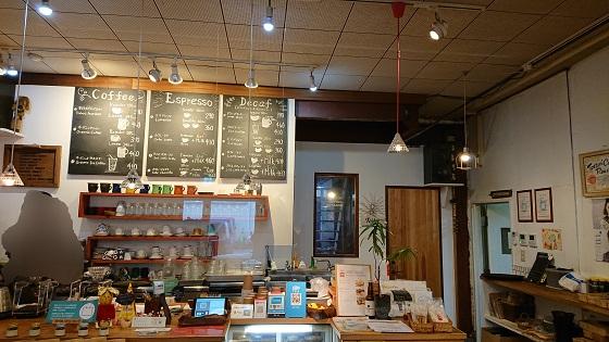 鳥取市商栄町のカフェ トットリ コーヒー ロースター
