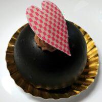 鳥取市松並町1丁目にあるケーキ屋 シャンティーにて濃厚なティラミスとショコラのダブルムースが使われたチョコケーキ 楓を実食 営業時間などの情報も