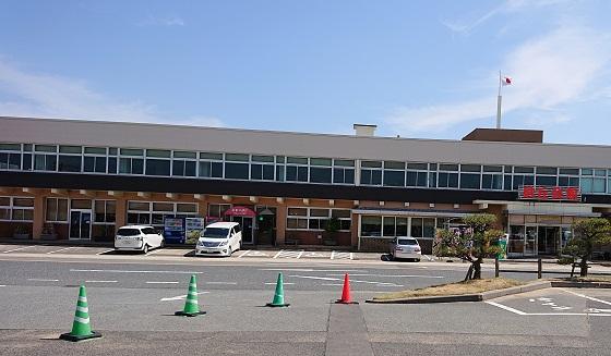 砂丘会館 駐車場 時間