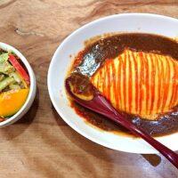 鳥取市栄町のカレー店 木の香りへ訪問 テレビでも紹介されたやくぜんオムライスカレーも実食!