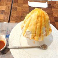 鳥取市福部町にかき氷専門店 さんかく氷が5月15日にオープンしたので行ってみました!