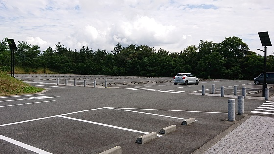 砂の美術館 駐車場 料金