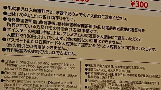 青山剛昌ふるさと館 入場券 料金